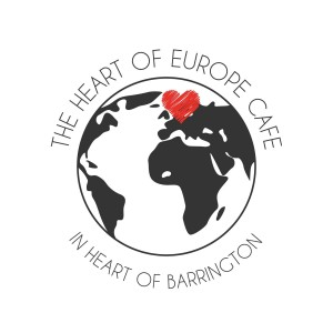 Heart of Europe Cafe logo downtown Barrington